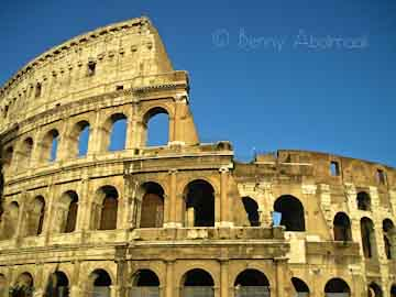 colosseum benny abolmaali photography