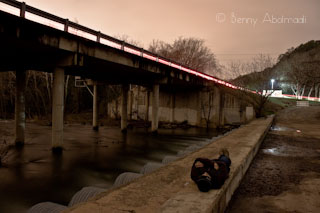benny abolmaali long exposure austin texas