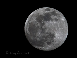 moon lunar photography benny abolmaali